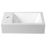 Small basins 0-45 cm