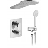 Shower sets and shower systems