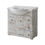 Bathroom furniture PROVENCE