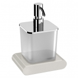 Soap dispensers, soap dishes