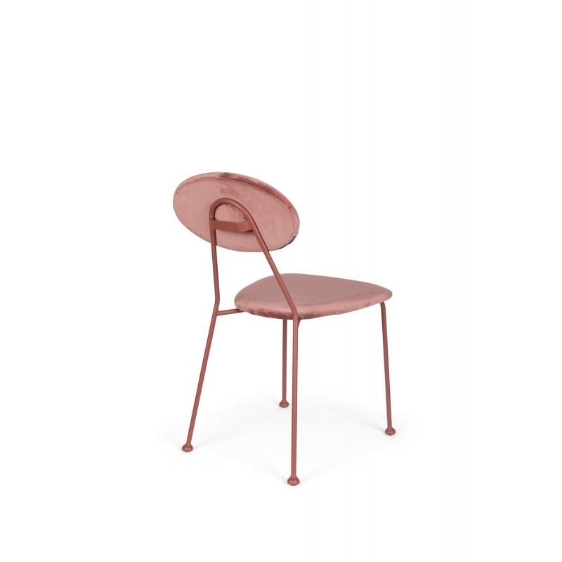 Kiss The Froggy Chair Old Pink Deko