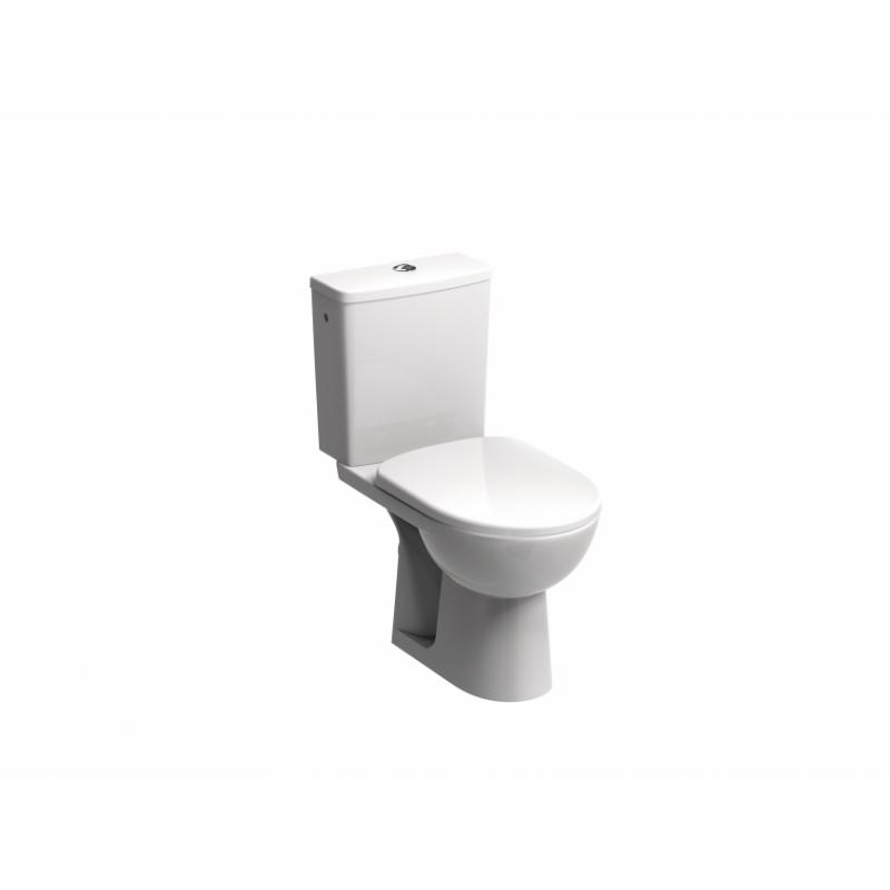 wc compact, p-trap, Nova Pro, dual flush, no seat