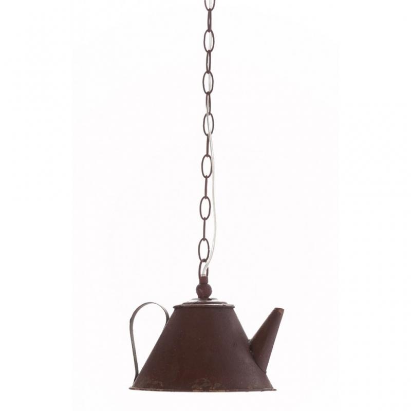metallist vintage laelamp Teekanne