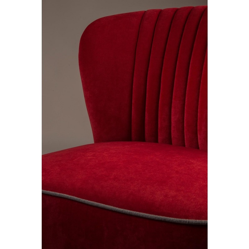 Swell Lounge Chair Smoker Red Deko Inzonedesignstudio Interior Chair Design Inzonedesignstudiocom