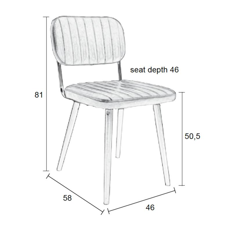 Miraculous Chair Jake Worn Black Deko Download Free Architecture Designs Scobabritishbridgeorg