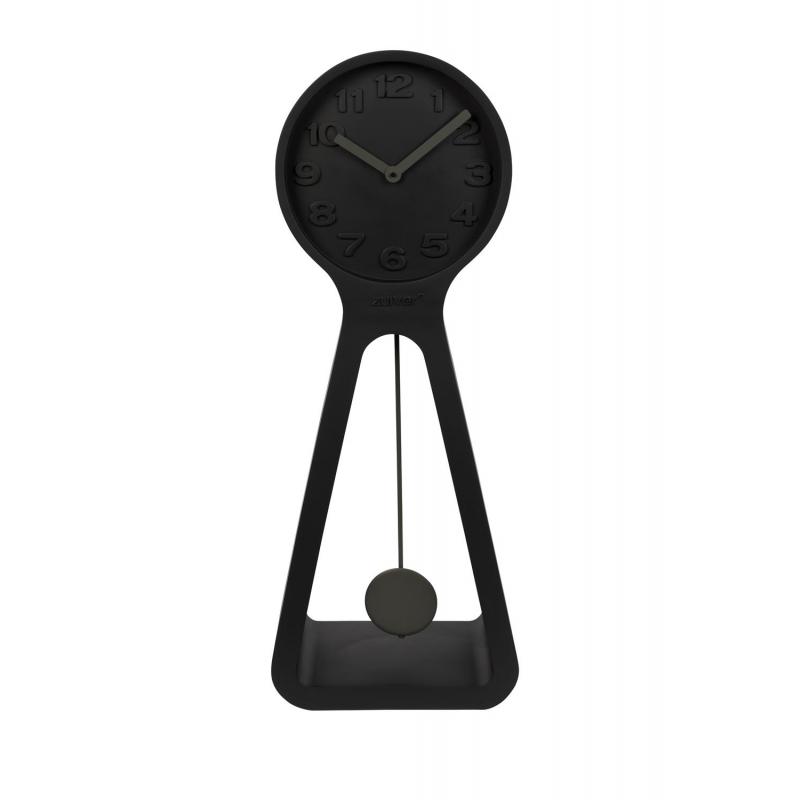 Clock Humongous Black