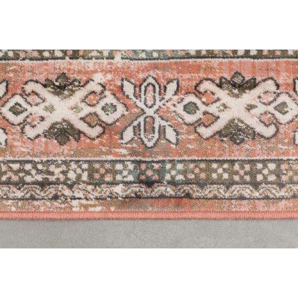 Vaip Mahal Pink/Olive 200X300