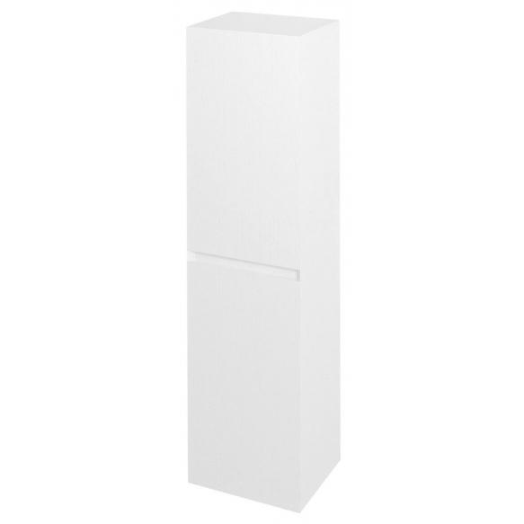 kõrge vannitoakapp Filena, 35x140x30 cm, valge