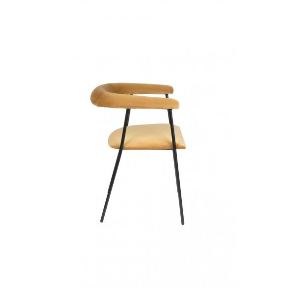 käetugedega tool Haily, Gold