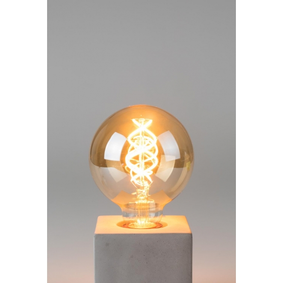 Edison Vintage pirn Globe Gold L