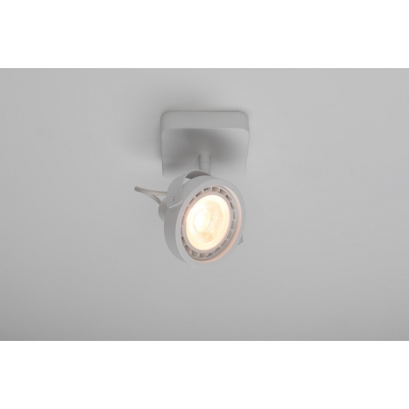 kohtvalgusti Dice-1 DTW White