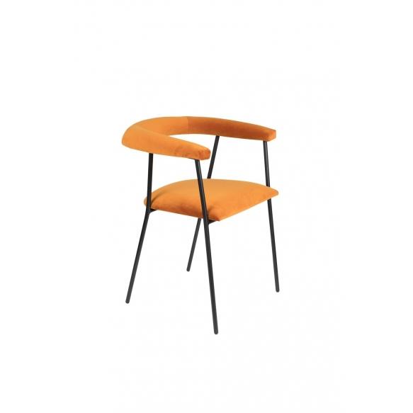 käetugedega tool Haily, Orange