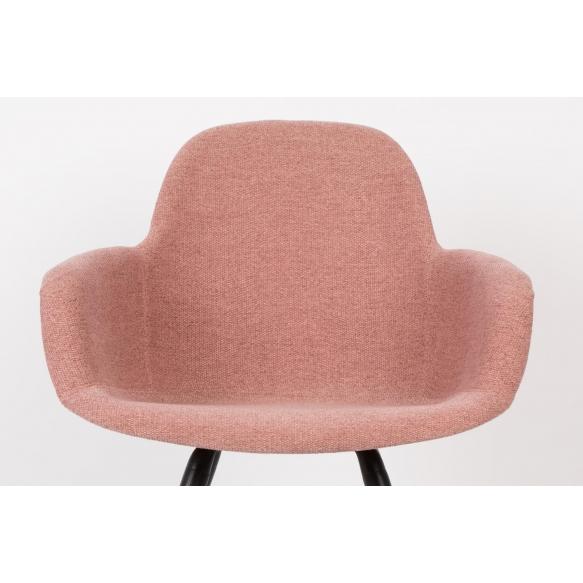 käetugedega tool Albert Kuip Soft Pink