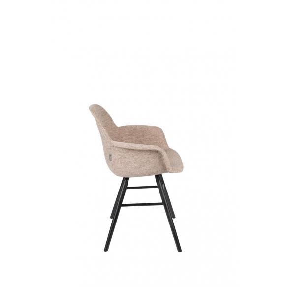 käetugedega tool Albert Kuip Soft Beige