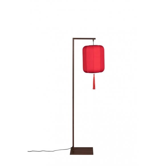 põrandalamp Suoni red