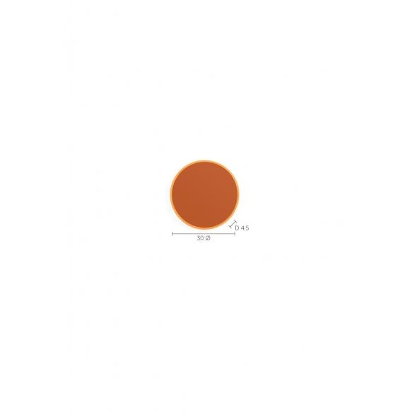 peegel You´re So Ugly, oranž, S