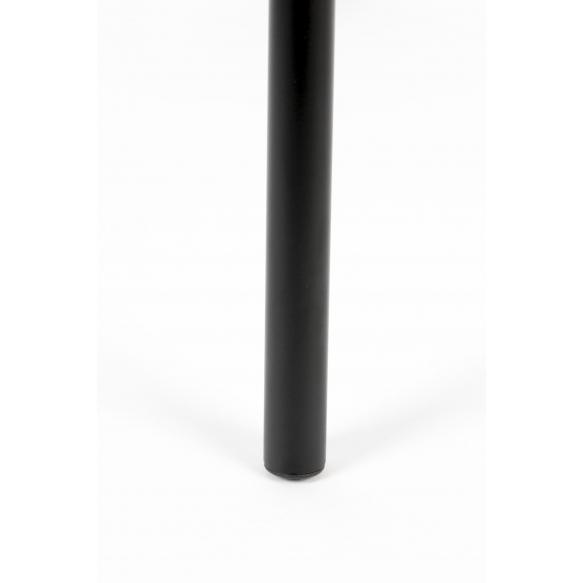 Madal baaritool Jort Black/Natural