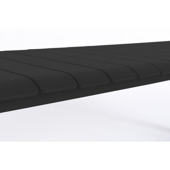 Aiapink Vondel 129,5X45 Black