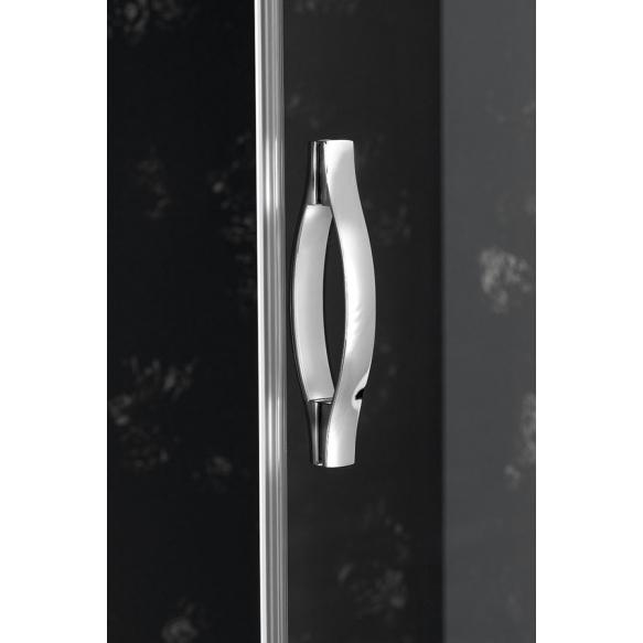 Dušikaar SIGMA SIMPLY 1000x1000mm, R550, kirgas klaas