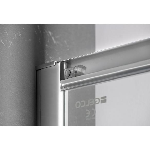 Dušikaar SIGMA SIMPLY 800x800mm, R550, kirgas klaas