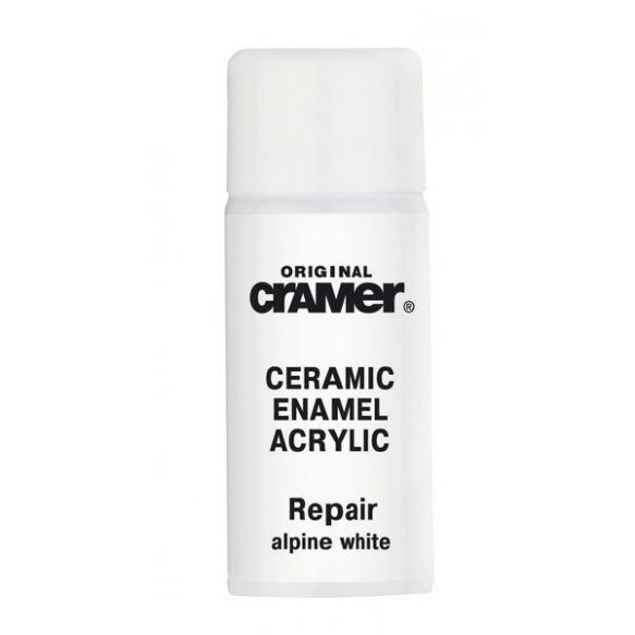 REPAIR-SPRAY repairing ceramics, enamel and acrylic 50ml, white