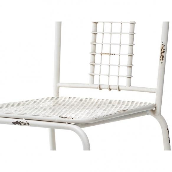 metal vintage chair