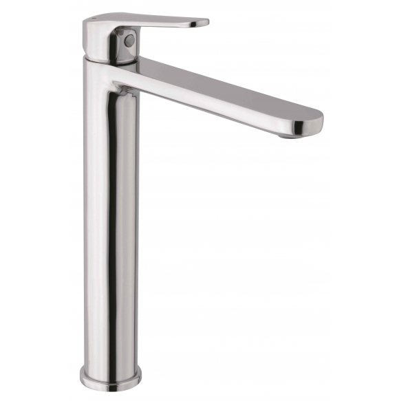 high basin mixer Glam, without pop-up