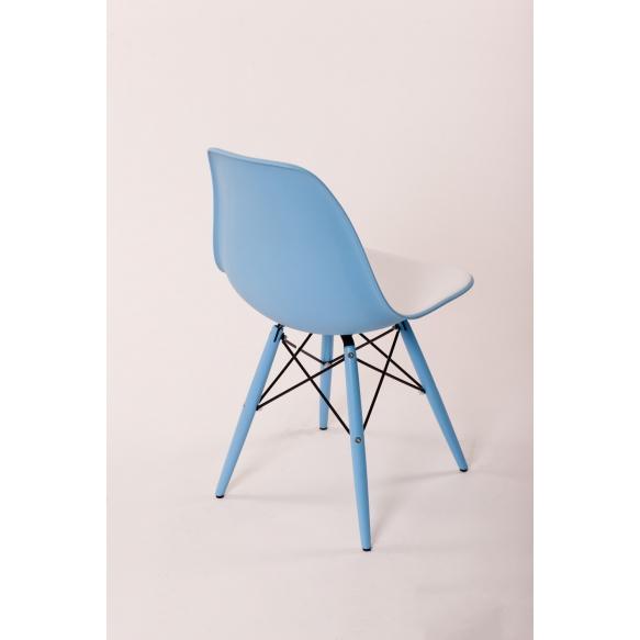 tool Alexis V, iste valge/sinine plast, sinised jalad