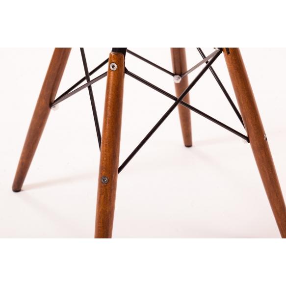 tool Alexis, sinine, pähklipruunid jalad