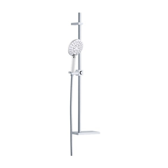 shower set Creavit, round with 3 functions