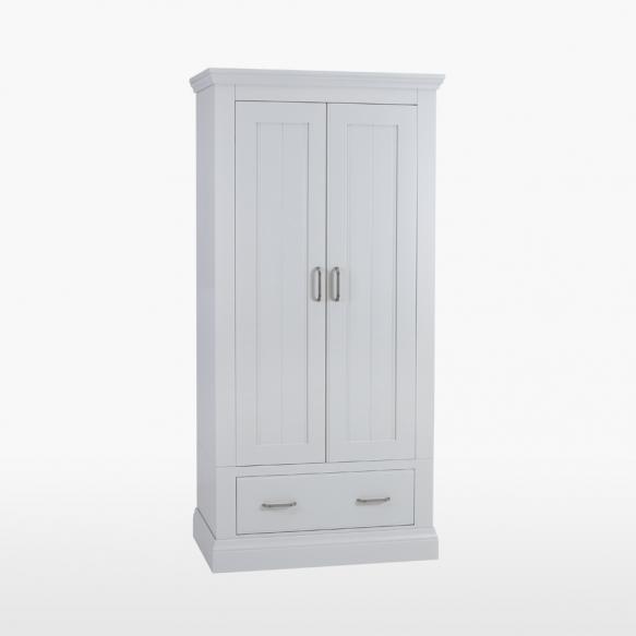 2 ukse ja 1 sahtliga riidekapp