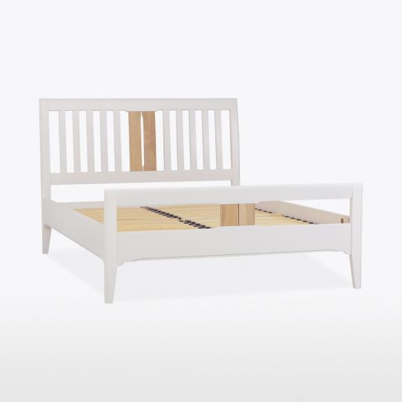 Single size slat bed EU (90x200)