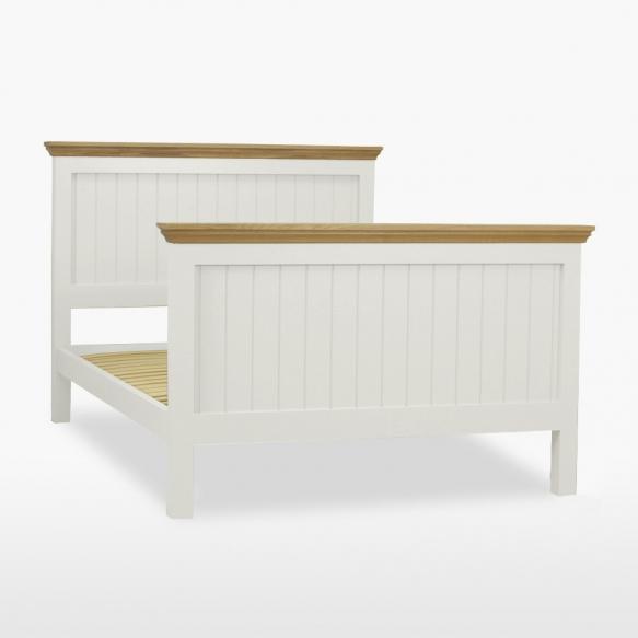 Double panel bed (140x200)