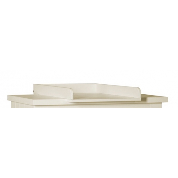 Barcelona - removable changing unit, beige