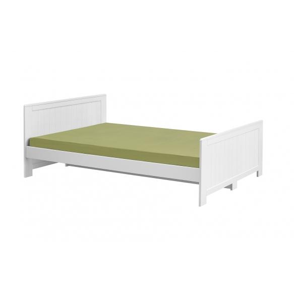 voodi Blanco, 200x120 cm, valge