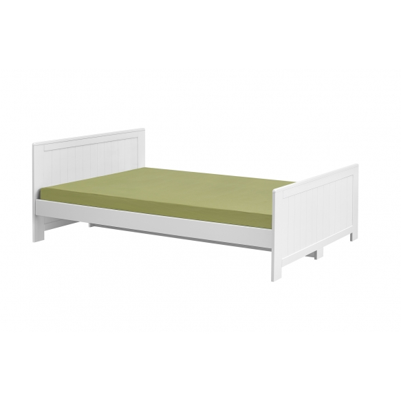 Bed Blanco 200x120, white
