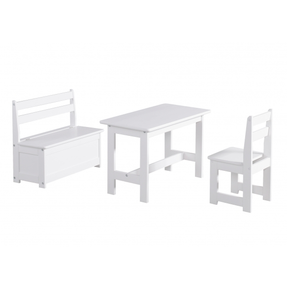"""table """"Baby"""", white"""