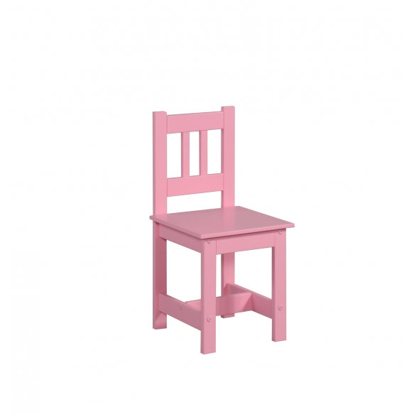 "chair ""Junior"", pink"