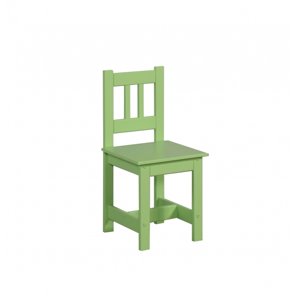 "chair ""Junior"", green"