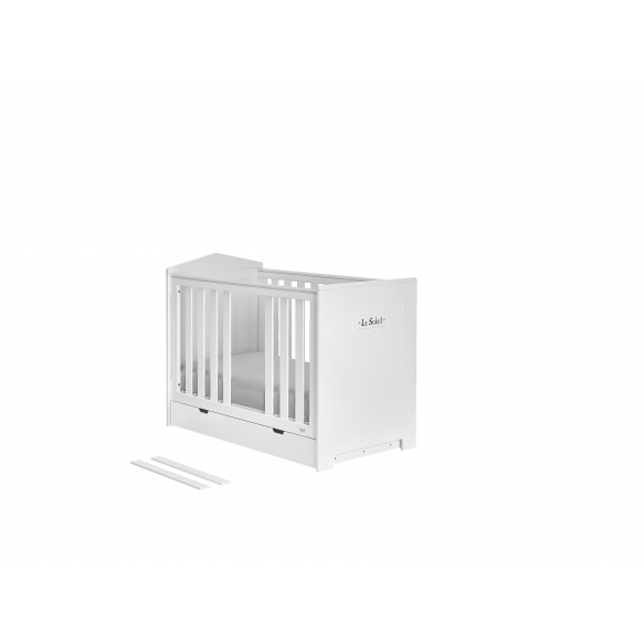 Marseilles MDF - cot 120x60, without drawer