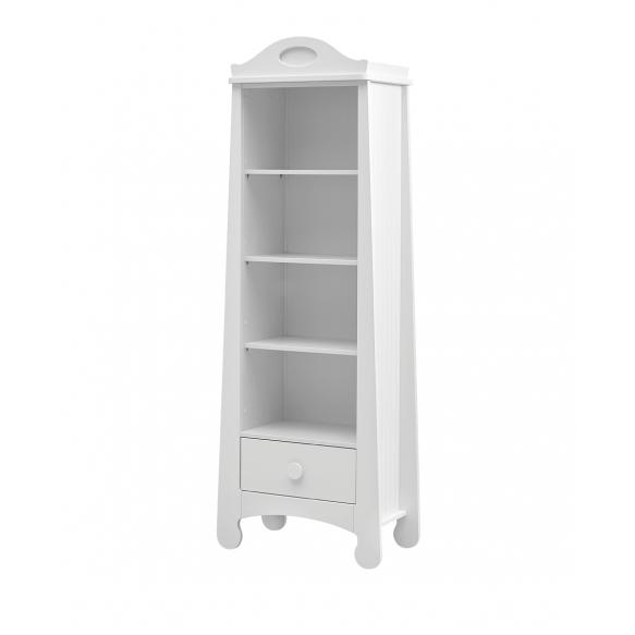 Parole – bookcase, white
