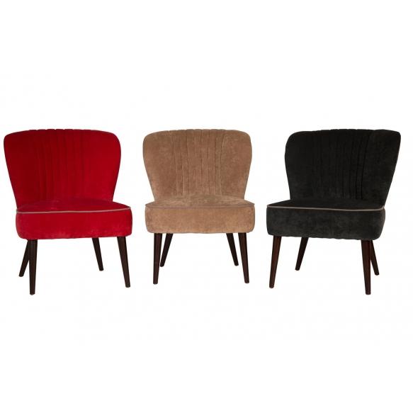 Lounge Chair Smoker Dark Grey