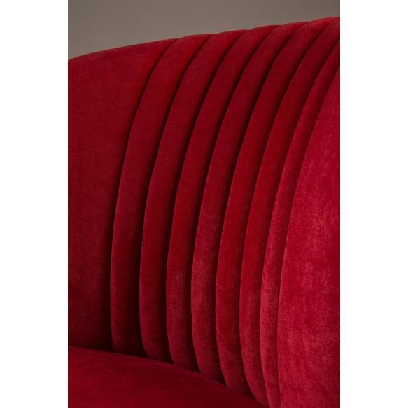 Lounge Chair Smoker Red