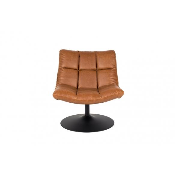 Lounge Chair Bar Vintage Brown