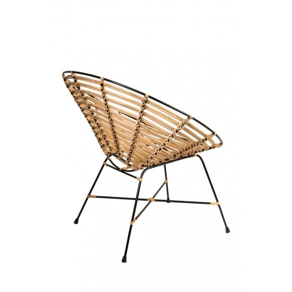 Chair Kubu Round