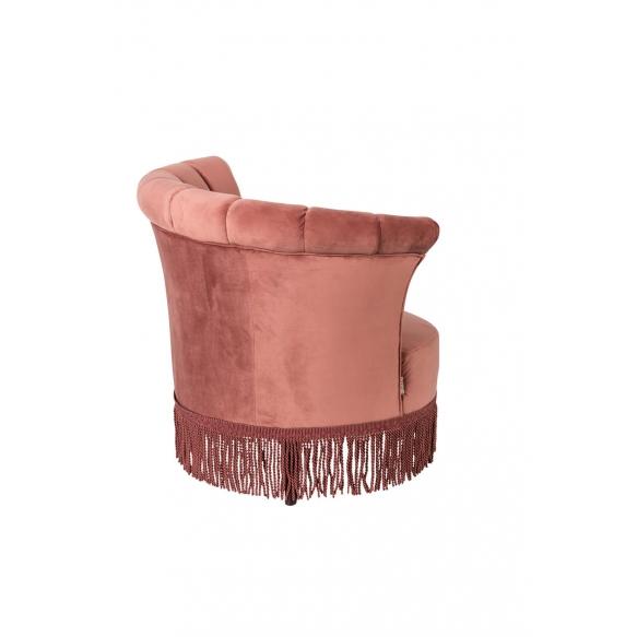 Lounge Chair Flair Pink