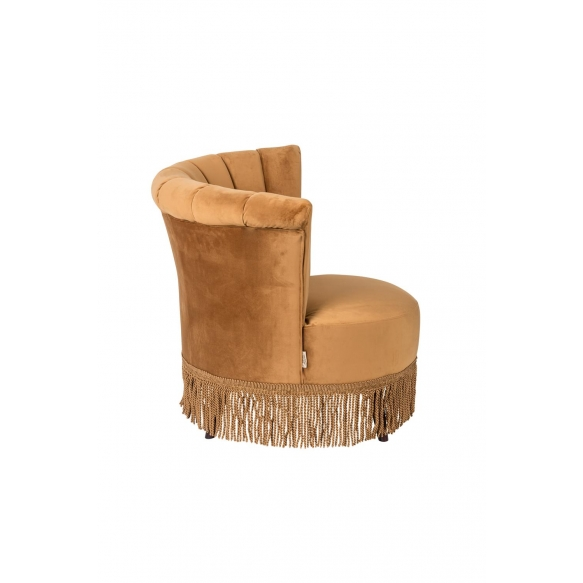 tugitool Chair Flair, kuldpruun