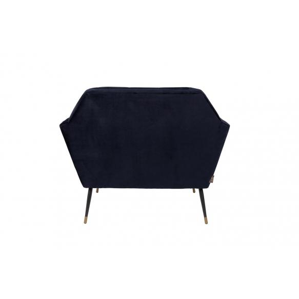 Lounge Chair Kate Deep Blue