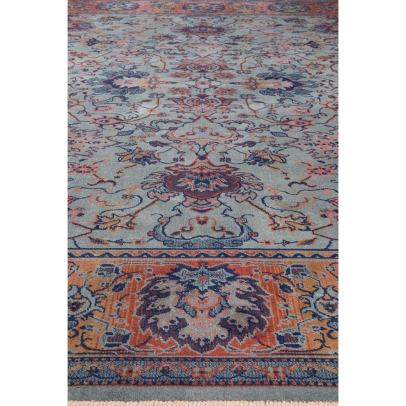 Carpet Bid 170X240 Old Green