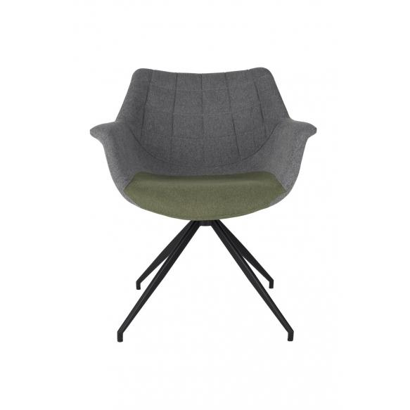 käetugedega tool Doulton, roheline
